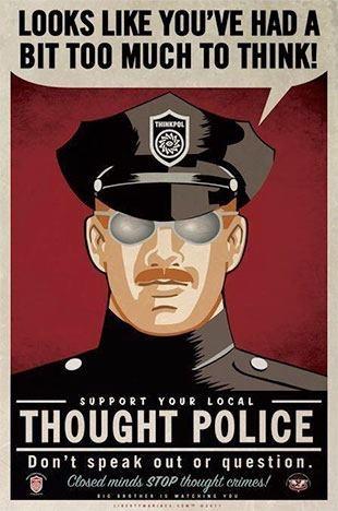 PoliticalCorrectnessThoughtPolice