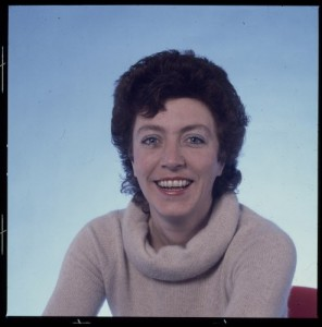 Anne Keegan, former Chicago Tribune writer. For Obit. (Chicago Tribune archive photo)