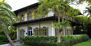 A Pilgrimage to Hemingway's Key West Abode